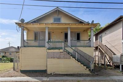 New Orleans Multi Family Home For Sale: 2314 Amelia Street