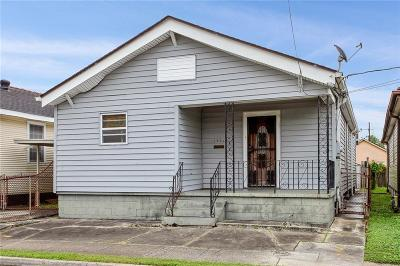 New Orleans Single Family Home For Sale: 1933 Louisa Street