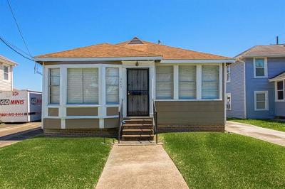 New Orleans Multi Family Home For Sale: 9405 Palm Street