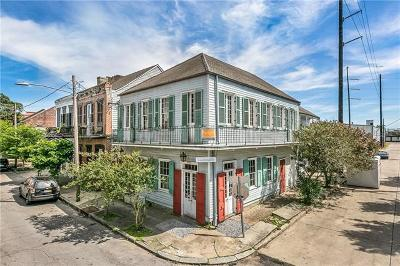Multi Family Home For Sale: 2700 Chartres Street