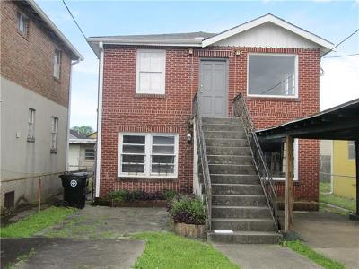 New Orleans Single Family Home For Sale: 2920 New Olreans Street