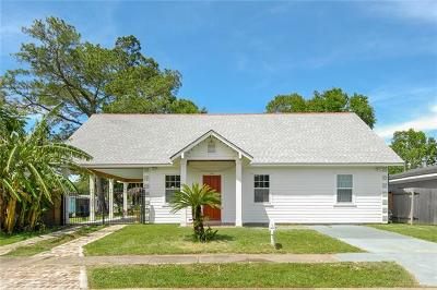 Gretna Single Family Home For Sale: 1815 Cooper Road