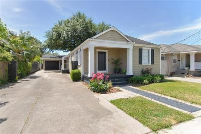 Metairie Single Family Home For Sale: 3112 46th Street