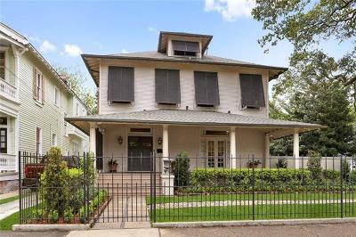 Single Family Home For Sale: 7901 Oak Street