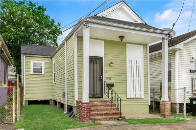 New Orleans Single Family Home For Sale: 2005 N Galvez Street