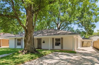 Single Family Home For Sale: 10109 Florence Court