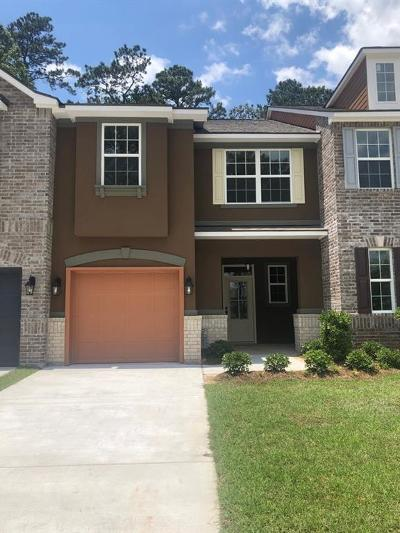 Madisonville Townhouse For Sale: 251 Snowy Egret Court