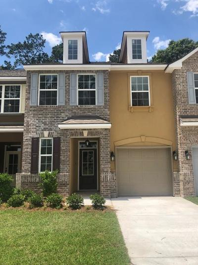 Madisonville Townhouse For Sale: 253 Snowy Egret Court