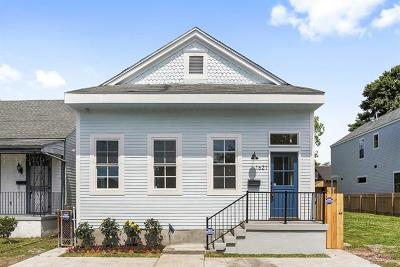 New Orleans Single Family Home For Sale: 1621 N Rocheblave Street