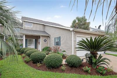 Slidell Townhouse For Sale: 1111 Marina Drive