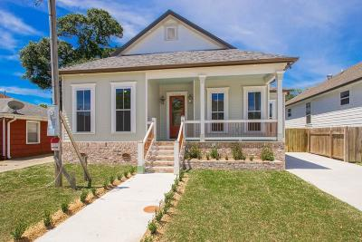 New Orleans Single Family Home For Sale: 5332 Music Street