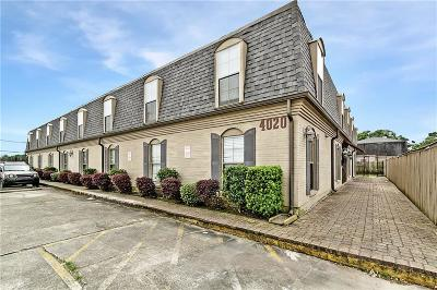 Metairie Multi Family Home For Sale: 4020 Rye Street #4