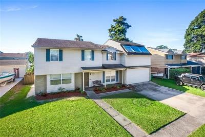 Metairie Single Family Home For Sale: 6500 Schouest Street