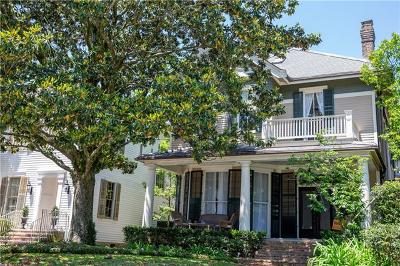 Single Family Home For Sale: 1016 Webster Street