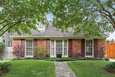 Single Family Home For Sale: 116 Fairway Drive