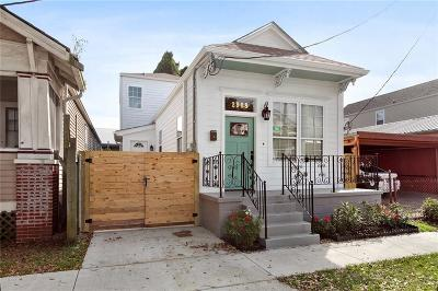 Single Family Home For Sale: 2908 Conti Street
