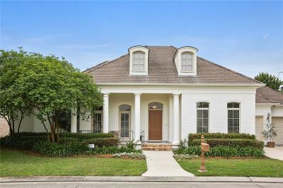 Kenner Single Family Home For Sale: 102 Palmetto