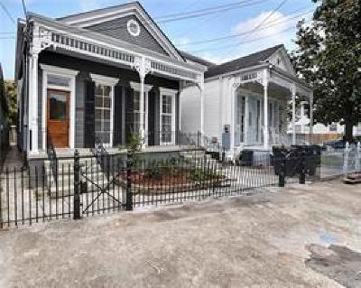 Single Family Home For Sale: 405 Octavia Street