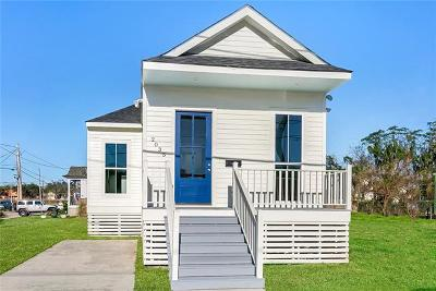 Single Family Home For Sale: 2035 Conti Street