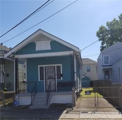 Single Family Home For Sale: 7806 Green Street
