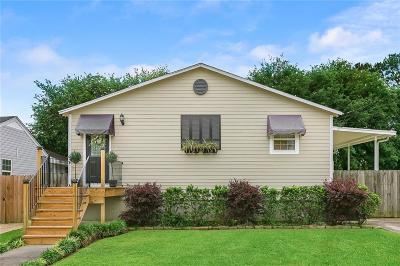Arabi Single Family Home For Sale: 7232 Prosperity Street