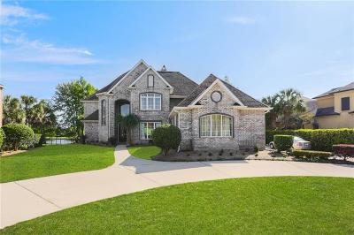 Single Family Home For Sale: 235 English Turn Drive