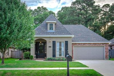 Madisonville Single Family Home For Sale: 397 S Brown Thrasher Loop