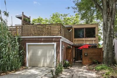 Jefferson Multi Family Home For Sale: 523 Jefferson Street #523
