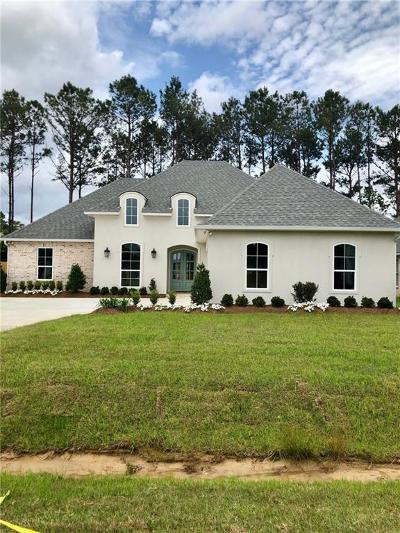 Madisonville Single Family Home For Sale: 1256 Sweet Clover Way