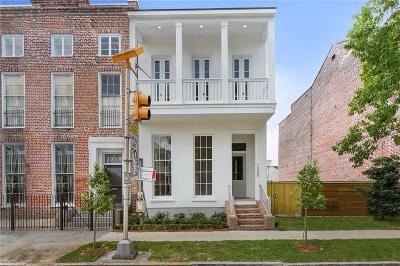 Single Family Home For Sale: 1355 Magazine Street