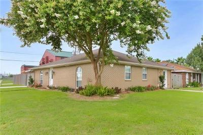Mereaux, Meraux Single Family Home For Sale: 4128 Najolia Street
