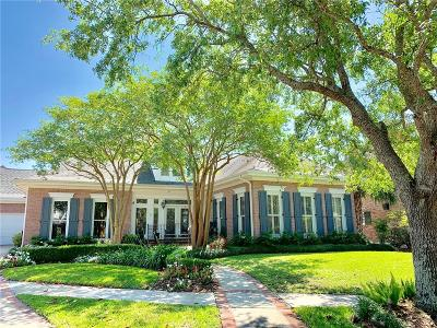 Metairie Single Family Home For Sale: 29 Waverly Place