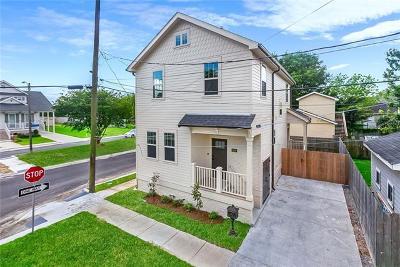 Single Family Home For Sale: 5868 Milne Boulevard