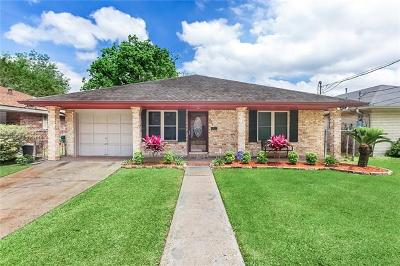 Metairie Single Family Home For Sale: 2705 Danny Park