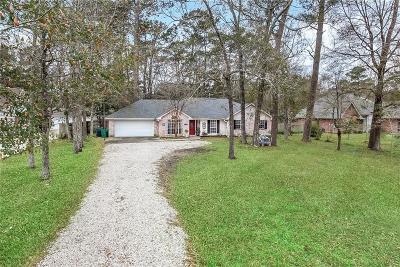 Single Family Home For Sale: 612 Heavens Drive