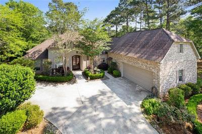 Madisonville Single Family Home For Sale: 277 Empress Court
