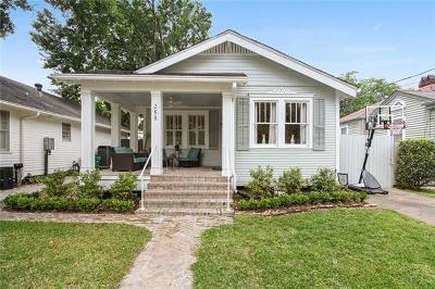 Single Family Home For Sale: 258 Elmeer Avenue