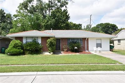 Metairie Single Family Home For Sale: 3704 Purdue Drive