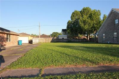 Mereaux, Meraux Residential Lots & Land For Sale: 2809 Marquez Street