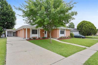 Single Family Home For Sale: 1601 Hall Avenue