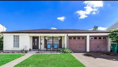 Kenner Single Family Home For Sale: 47 Osborne Avenue