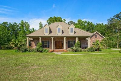 Madisonville Single Family Home For Sale: 731 E Windermere Crossing E Street