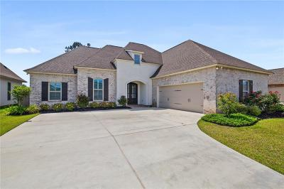 Madisonville Single Family Home For Sale: 1097 Cypress Crossing Drive