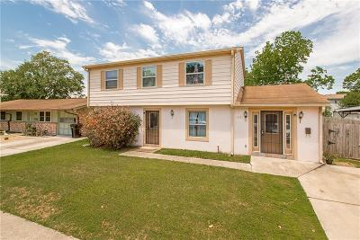 Kenner Single Family Home For Sale: 414 Incarnate Word Drive