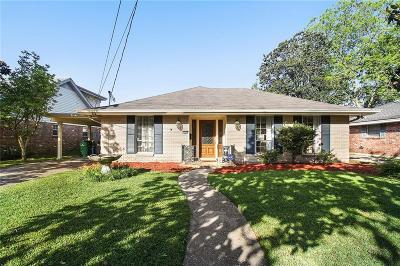 River Ridge, Harahan Single Family Home For Sale: 10108 Lucy Court