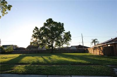 Mereaux, Meraux Residential Lots & Land For Sale: 2812 Marquez Street