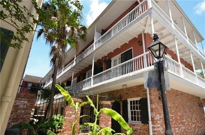 French Quarter Multi Family Home For Sale: 1127 Dauphine Street #206