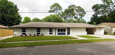 Metairie Single Family Home For Sale: 513 Grand Drive