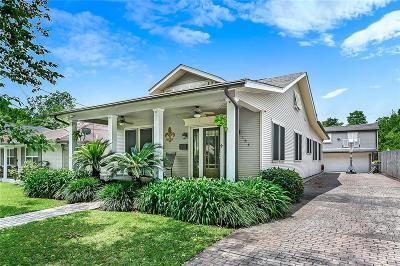 River Ridge, Harahan Single Family Home For Sale: 184 Oakland Drive