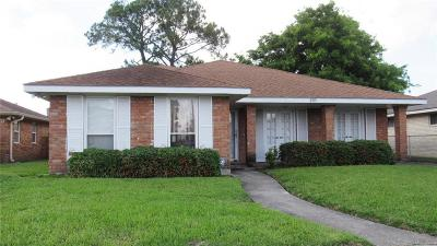 New Orleans LA Single Family Home For Sale: $167,000
